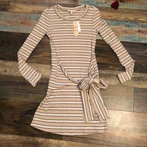 Gianni bini wrap dress size small